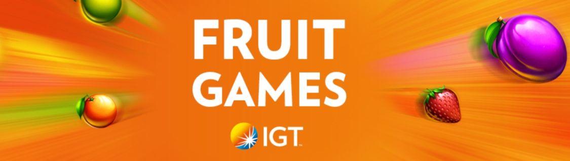 IGT - ゲームのバラエティ