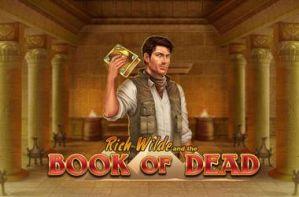 ゲーム情報詳細 Book of Dead
